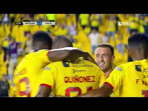 Barcelona 2:1 Emelec | Copa Spencer 2019