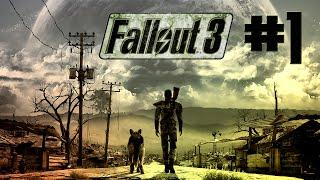 Fallout 3 Gameplay Ita - Fuga Dal Vault 101 - Ep#1