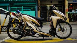 HONDA CLICK 150i STREETBIKE   M.T.V Suphanburi Philippines AUN Philippines