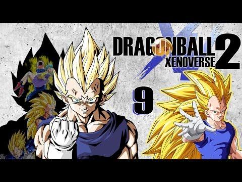 Super Saiyan 3 At Last!!! Vegeta Plays Dragonball Xenoverse 2 Part 9