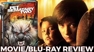 PET SEMATARY TWO (1992) - Movie/Blu-ray Review (Scream Factory)