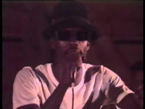 NINJAMAN MEDLEY live 1988