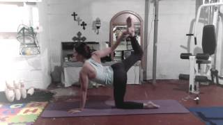 Yoga Cow Pose (Table Top) + Variations