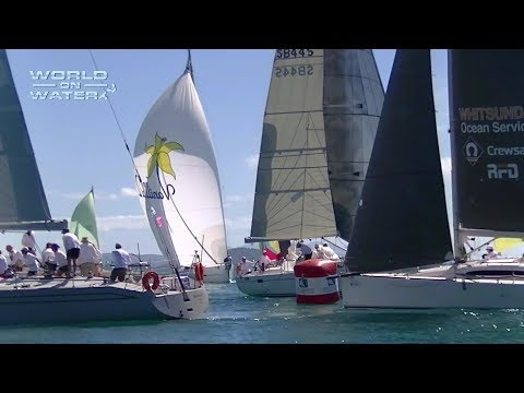 World on Water TV August 25 17 Airlie Beach, Gunboat, Clipper, Panerai, RC 44, J-Cup, ExSS Hamburg