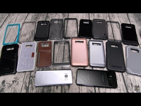 Samsung Galaxy S8 And S8 Plus New Cases