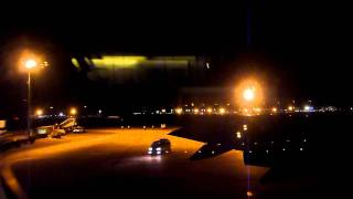 International Airport - Frankfurt Rhine-Main Airport | Rhine-Main-Airport at Night