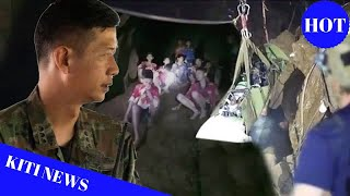 Thai cave: Open the full record! Doctors assist 13 wild boars in the cave.