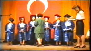 1993/94 MARMARA ÜNİVERSİTESİ ALMAN DİLİ EĞİTİMİ BÖLÜMÜ  MEZUNİYET TÖRENİ 2. BÖLÜM
