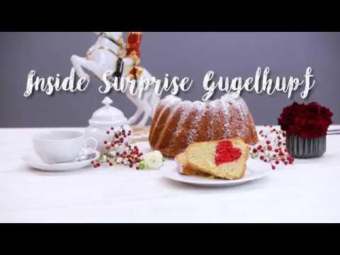 Rezept Inside Surprise Herzerl Gugelhupf