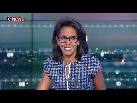 Audrey Pulvar arrête le journalisme. Elle a fait ses adieux sur CNEWS (16/07/17, 20h)