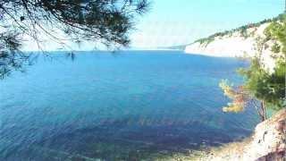 видео Город-курорт Геленджик и его окрестности