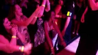 Gillian Tennant singing N-Trance - Set You Free at Relentless