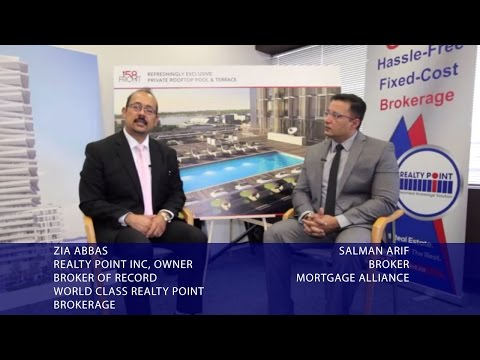 Mortgages and pre-construction real estate investing discussed