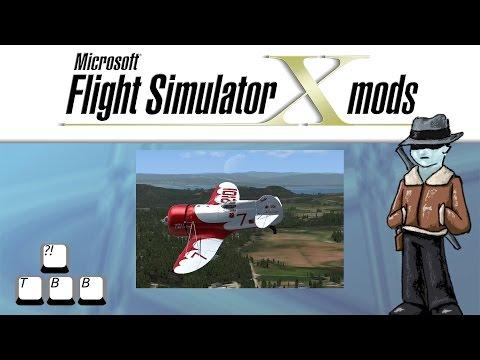 Flight Simulator X DLC Spotlight - Granville Gee Bee |