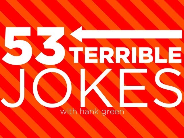 53 Terrible Jokes in 4 Minutes - The Awesomer