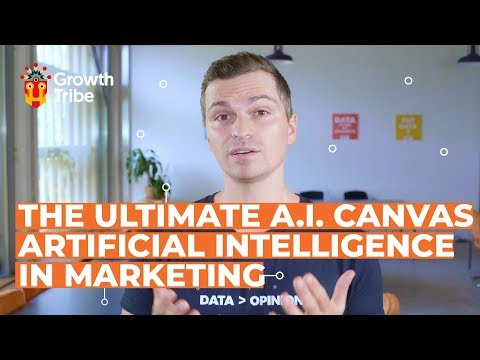 Artificial Intelligence in Marketing | The Ultimate AI Canvas