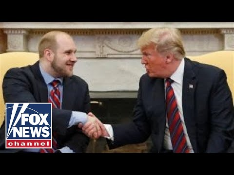 American prisoner Joshua Holt released from Venezuela