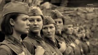 Видео ко дню Победы 9 Мая. Полина Гагарина - Кукушка.
