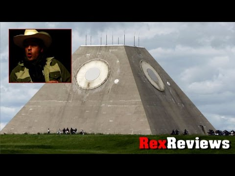 The Lost Nuclear Pyramid of North Dakota?  - YES, THIS IS REAL!  Rex Reviews