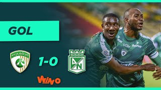 Equidad vs Nacional (1-0) Liga BetPlay Dimayor 2021-1   Cuartos Ida