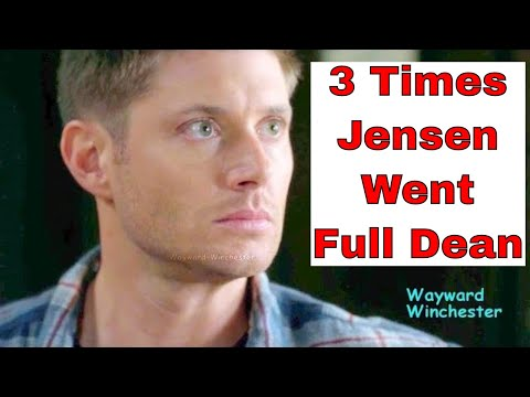 ANOTHER 3 Times Jensen Ackles Went Full Dean In Real Life