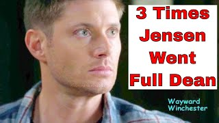 3 Times Jensen Ackles Went Full Dean In Real Life - Part 2
