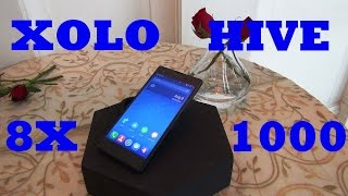 XOLO 8X-1000 With Hive Review: Exclusive In-depth Hands-on Features, Performance, Price, Camera