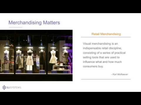 Webinar: Merchandising Matters - Mimic the In-Store Experience