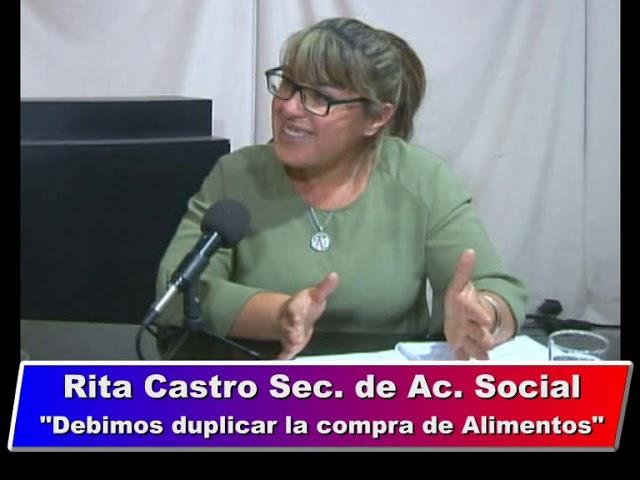 Rita Castro Primera parte