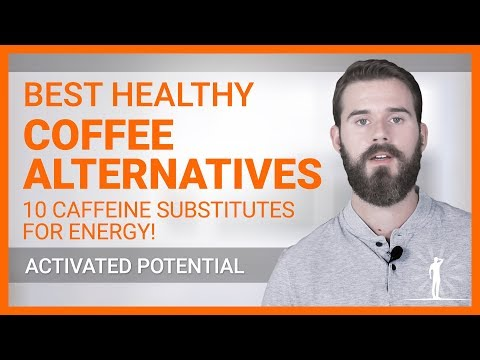 BEST Healthy Coffee Alternatives 10 Caffeine Substitutes For Energy!
