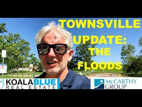 Townsville Floods: Stephen McCarthy