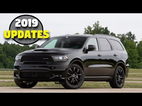 Dodge Durango Buying Guide - What's New for the 2019 Model?