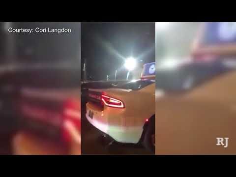 Las Vegas taxi driver picks up mass shooting survivors