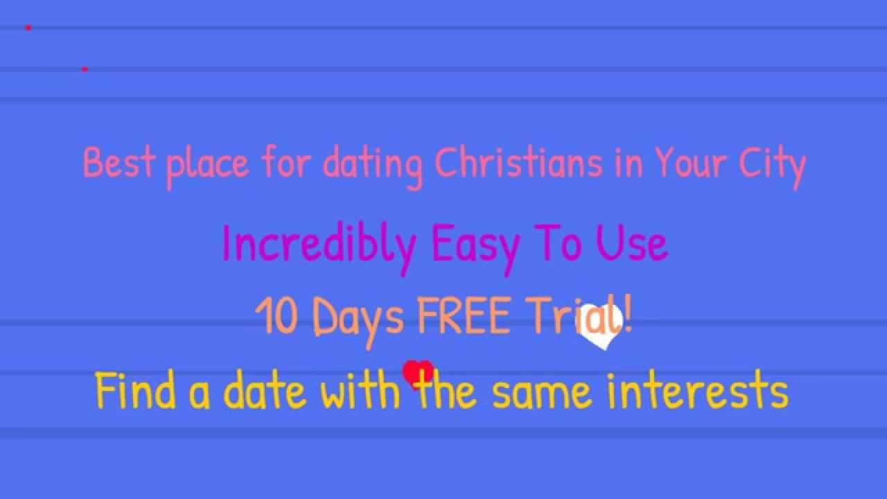 Christian singles in my area