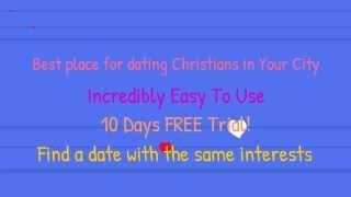 Christian Dating Site: Meet Christian Singles In Your Area Now!