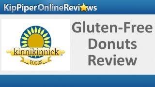 Kinnikinnick Gluten-free Donuts Review
