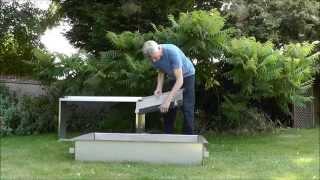 How To Seal A Koi Pond Window - Atlantica Gardens
