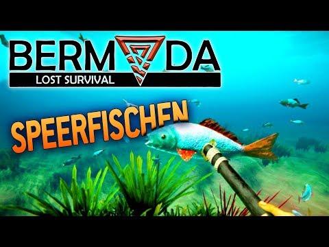 Bermuda Lost Survival #06   Speerfischen im Bermudadreieck   Gameplay German Deutsch