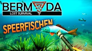 Bermuda Lost Survival #06 | Speerfischen im Bermudadreieck | Gameplay German Deutsch thumbnail