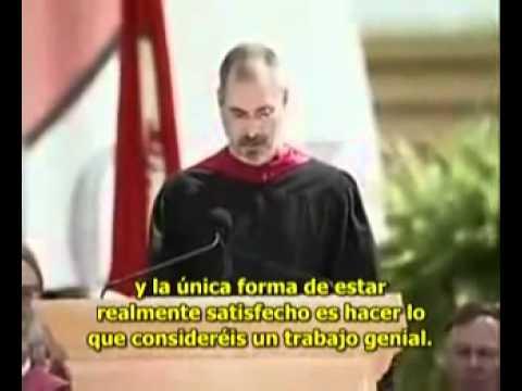 Grandioso Discurso Motivacional De Steve Jobs