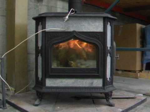 Woodstock Soapstone Fireview Woodstove.mov - Woodstock Soapstone Fireview Woodstove.mov - YouTube