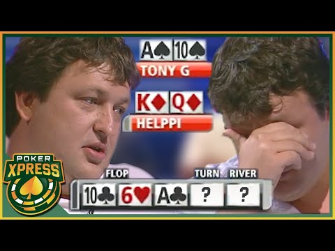 Tony G TORMENTED by the poker gods at the partypoker Premier League!
