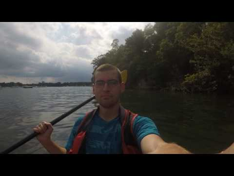 Kayaking at PUT-IN-BAY OHIO GoProHero5. My Weekend Fun.