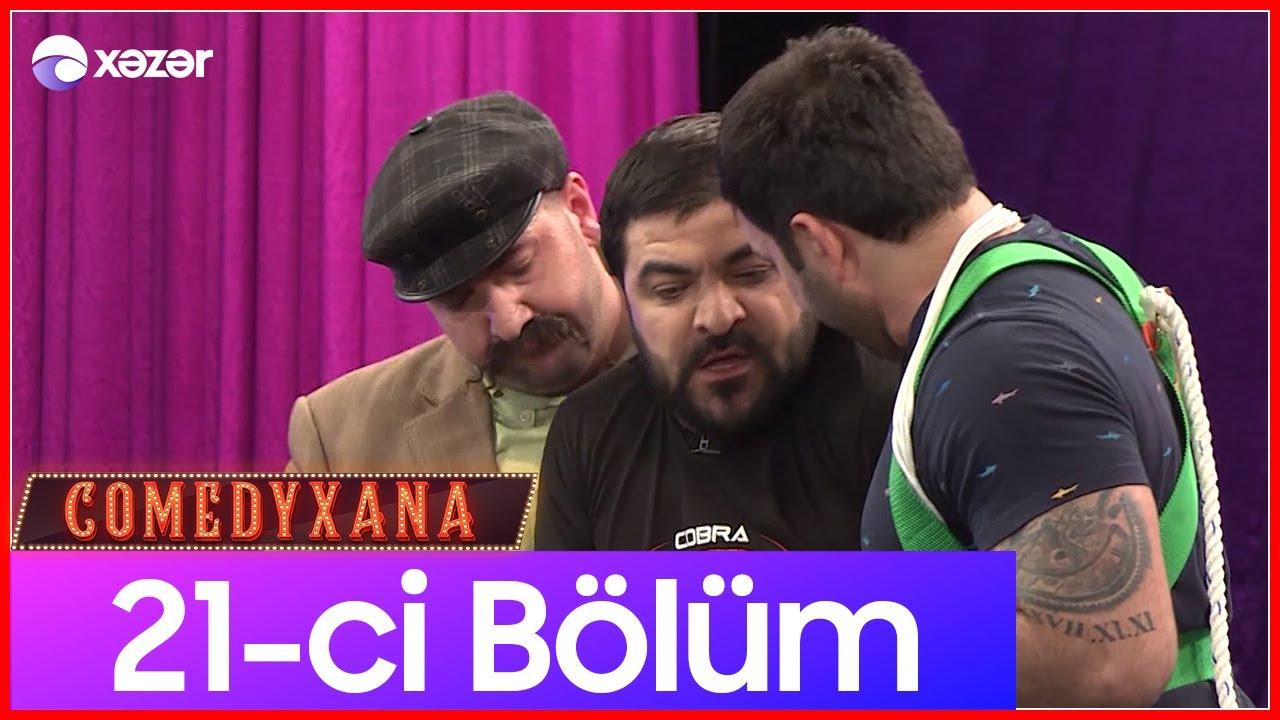 Comedyxana 21-ci Bölüm 07.03.2020