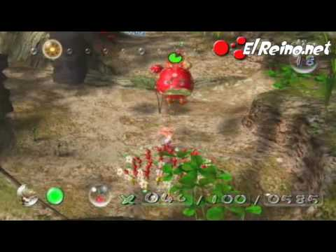Vídeo análisis/review Pikmin New Play Control - Wii