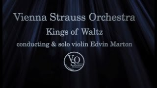 Vienna Strauss Orchestra - Kings Of Waltz - New Year concert