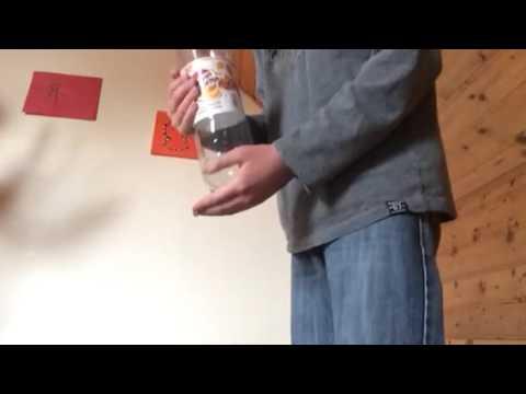 Münze In Leere Flasche Zaubern Youtube