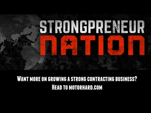 SP EP05 The Iron Tamer on Building a Strong Business: David Whitley