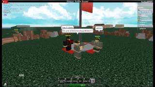 ROBLOX The 101st and IRM raid on Peleliu part 2