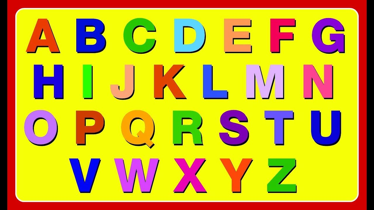 learn abc alphabet with see spin alphabet rack abc With abc learning letters